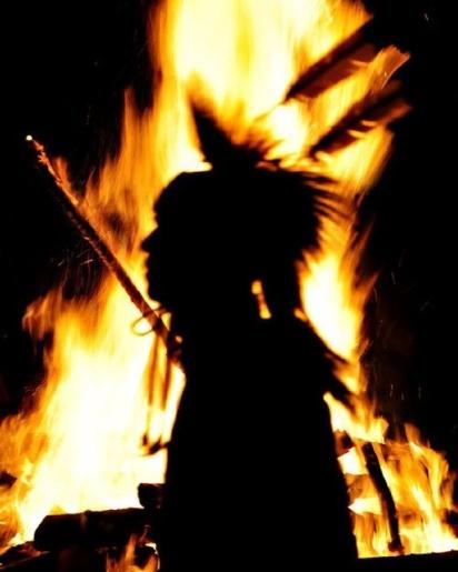 firewalk native american history